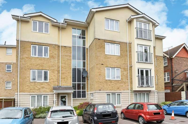 2 Bedrooms Retirement Property for sale in Victoria Place, Victoria Drive, Bognor Regis, PO21
