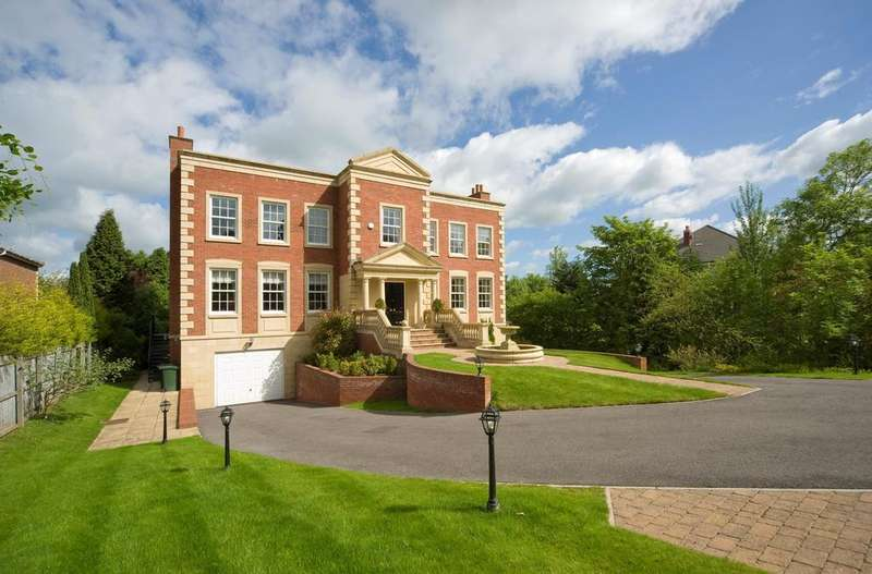 6 Bedrooms Detached House for sale in Runnymede Road, Darras Hall, Ponteland, Newcastle upon Tyne, NE20