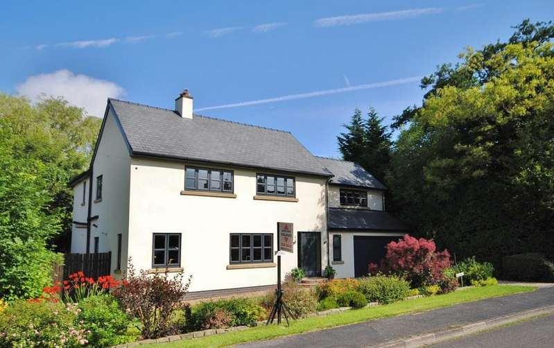 5 Bedrooms Detached House for sale in Broughton Road, Adlington