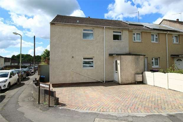 3 Bedrooms Semi Detached House for sale in Coed Glas, Two Locks, CWMBRAN, Torfaen