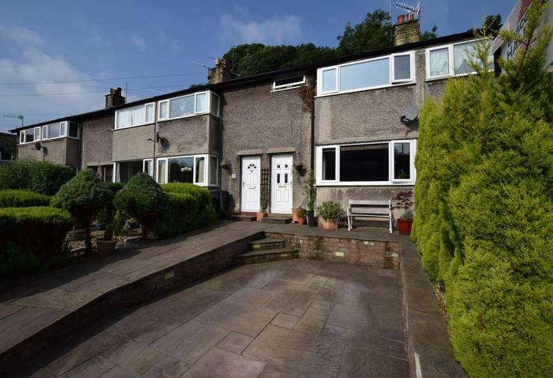 2 Bedrooms Terraced House for sale in Wharf Road, Whaley Bridge, High Peak