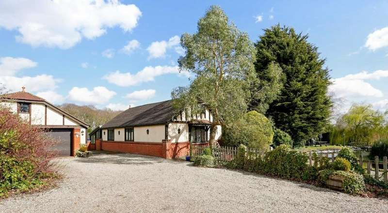 4 Bedrooms Detached House for sale in Foxborough Chase, Stock, Ingatestone, Essex, CM4