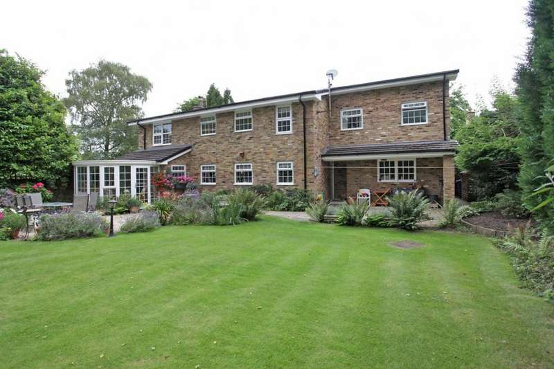 5 Bedrooms Detached House for sale in Pheasant Rise, Bowdon