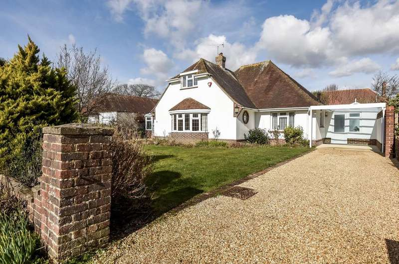 4 Bedrooms Detached House for sale in Kingsway, Aldwick, Bognor Regis, PO21