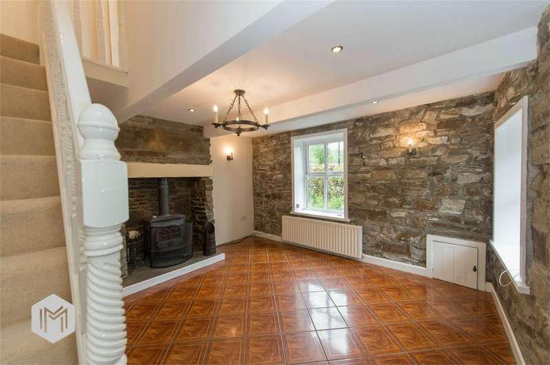 3 Bedrooms Cottage House for sale in Ashen Bottom, Rossendale, Lancashire
