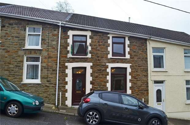 3 Bedrooms Terraced House for sale in Pant Street, Pantygog, Bridgend, Mid Glamorgan