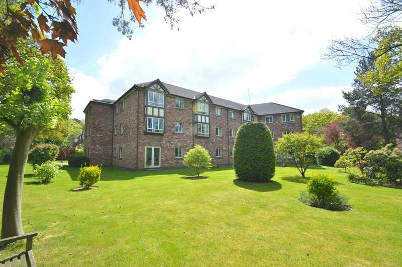 1 Bedroom Retirement Property for sale in Tabley Road, Knutsford