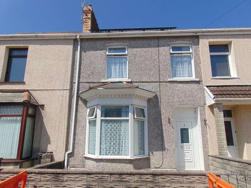 3 Bedrooms Terraced House for sale in westbury st, Llanelli