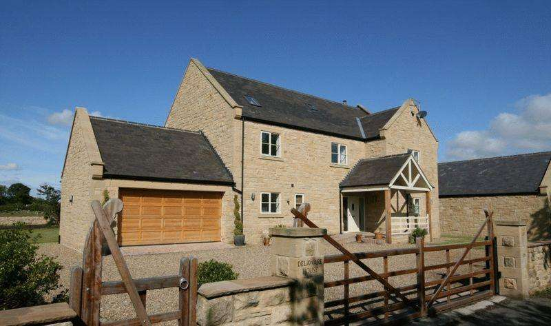 6 Bedrooms Detached House for sale in Delaware House, The Avenue, Newcastle Upon Tyne