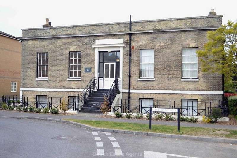 2 Bedrooms Flat for sale in Pavilion Way, Gosport