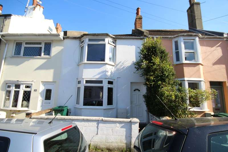2 Bedrooms Terraced House for sale in Hanover Terrace, Brighton