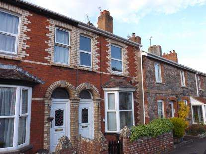 2 Bedrooms Terraced House for sale in Exminster, Exeter, Devon