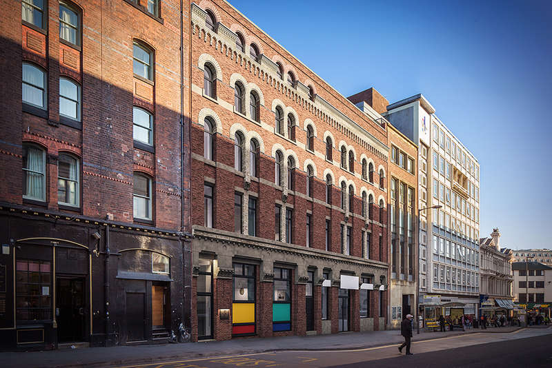 1 Bedroom Studio Flat for sale in 5 Sir Thomas Street, Liverpool, L1