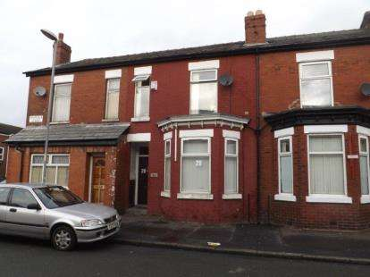 3 Bedrooms Terraced House for sale in Grandale Street, Manchester, Greater Manchester, Uk