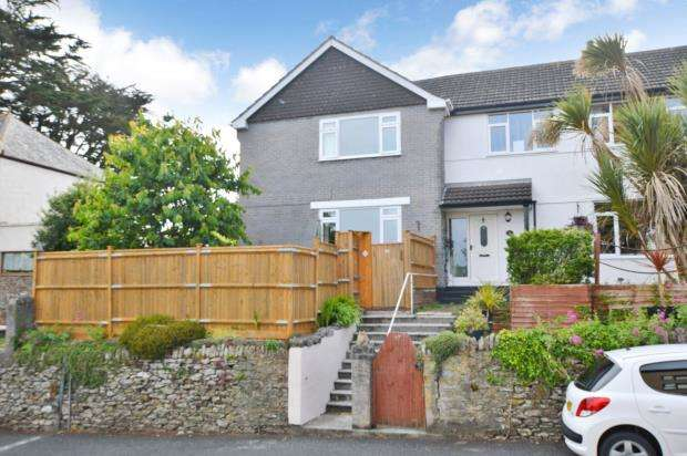 3 Bedrooms Semi Detached House for sale in Church Road, Plymstock, Plymouth, Devon