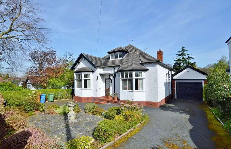 3 Bedrooms Bungalow for sale in Clement Road, Marple Bridge