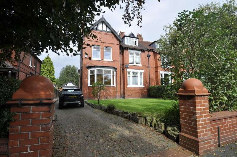 5 Bedrooms Semi Detached House for sale in Clifton Park Road, Davenport