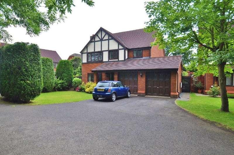4 Bedrooms Detached House for sale in Penmoor Chase, Hazel Grove,