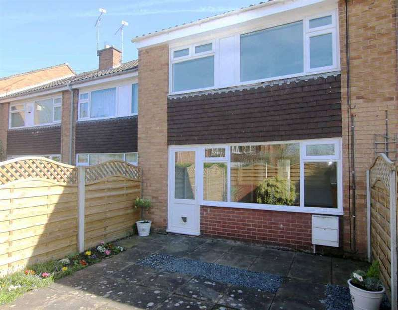 3 Bedrooms Terraced House for sale in Dolphin Court, Chester