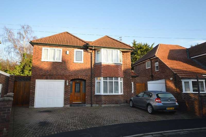 5 Bedrooms Detached House for sale in South Park Road, Gatley