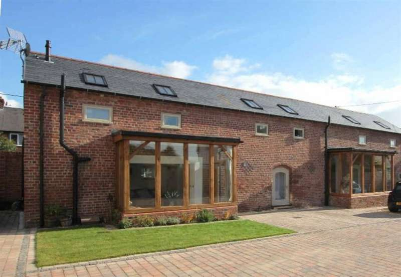 2 Bedrooms Barn Conversion Character Property for sale in Littleton Hall Farm Barns, Littleton