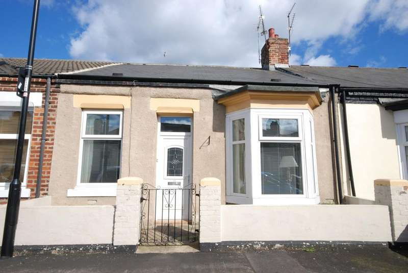 3 Bedrooms Cottage House for sale in Hartington Street, Roker