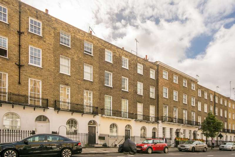 2 Bedrooms Flat for sale in Gloucester Place, Regent's Park, NW1