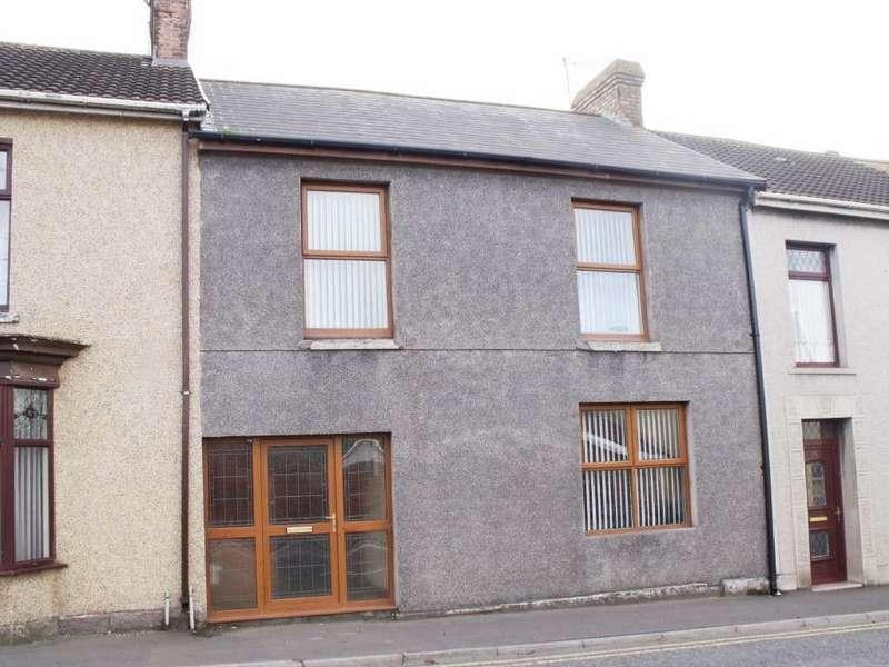 4 Bedrooms Terraced House for sale in Pemberton Road, Pemberton, Llanelli, Carms