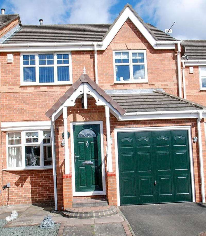 3 Bedrooms House for sale in Seaham Close, South Shields