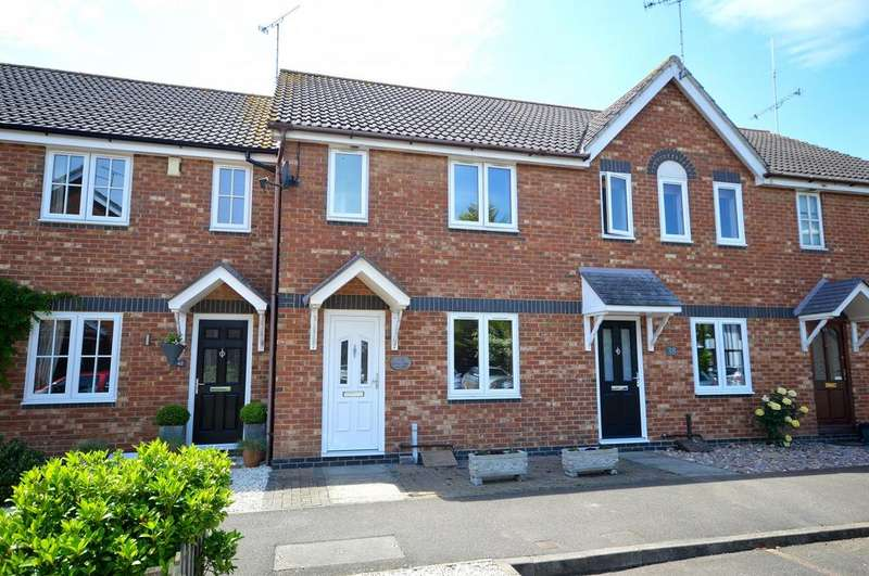 3 Bedrooms Terraced House for sale in Doubleday Drive, Heybridge, Maldon, Essex, CM9