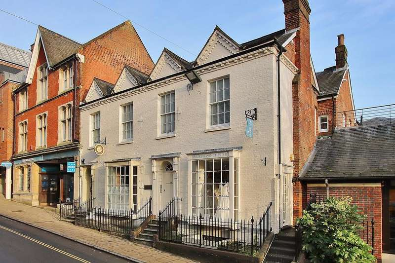 2 Bedrooms Apartment Flat for sale in Winchester
