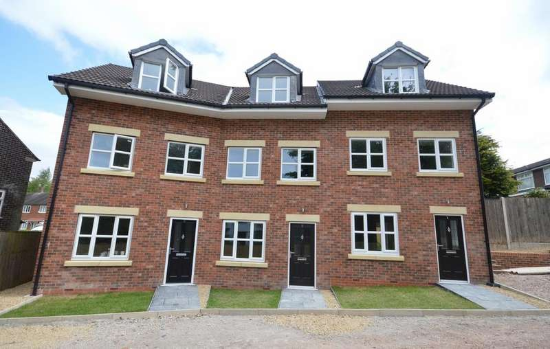 3 Bedrooms Mews House for sale in Poppy Close, Off Cross Lane, Marple