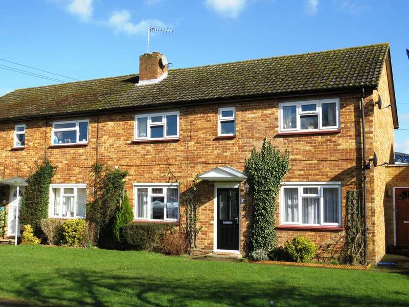 2 Bedrooms Maisonette Flat for sale in Sandygate Close, Marlow