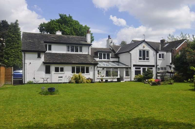 4 Bedrooms Semi Detached House for sale in Jacksons Lane, Hazel Grove