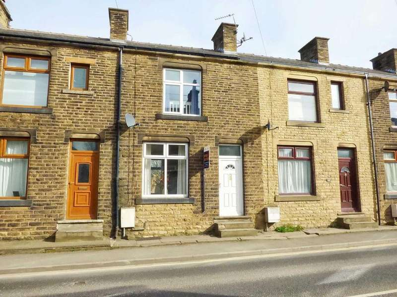 1 Bedroom Terraced House for sale in Commercial Road, Skelmanthorpe, Huddersfield, HD8