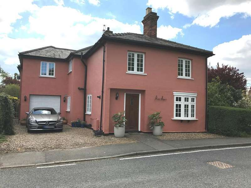5 Bedrooms Detached House for sale in The Street, High Easter, Chelmsford, CM1