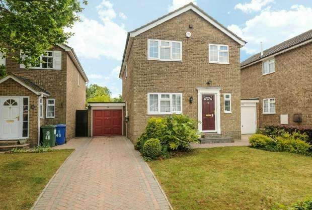 4 Bedrooms Detached House for sale in Washington Drive, Windsor