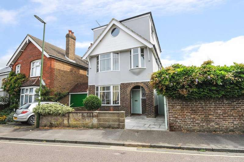 5 Bedrooms Detached House for sale in Whyke Lane, Chichester
