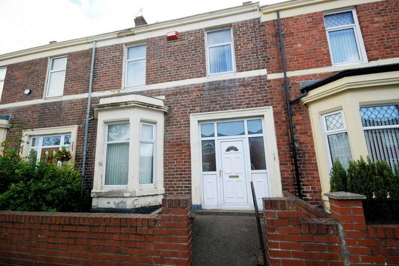 3 Bedrooms Terraced House for sale in Pine Street, Jarrow