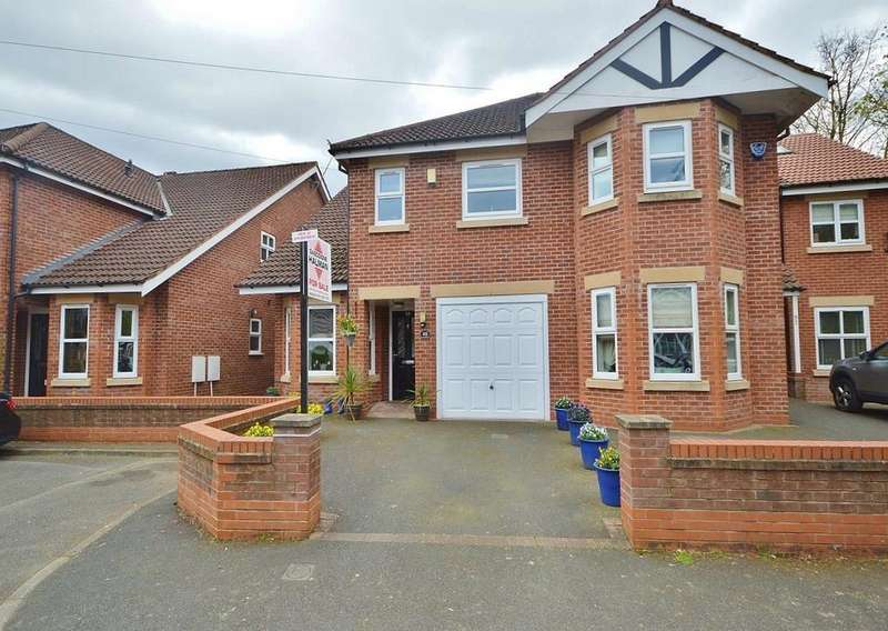 3 Bedrooms Semi Detached House for sale in Lorna Grove, Gatley