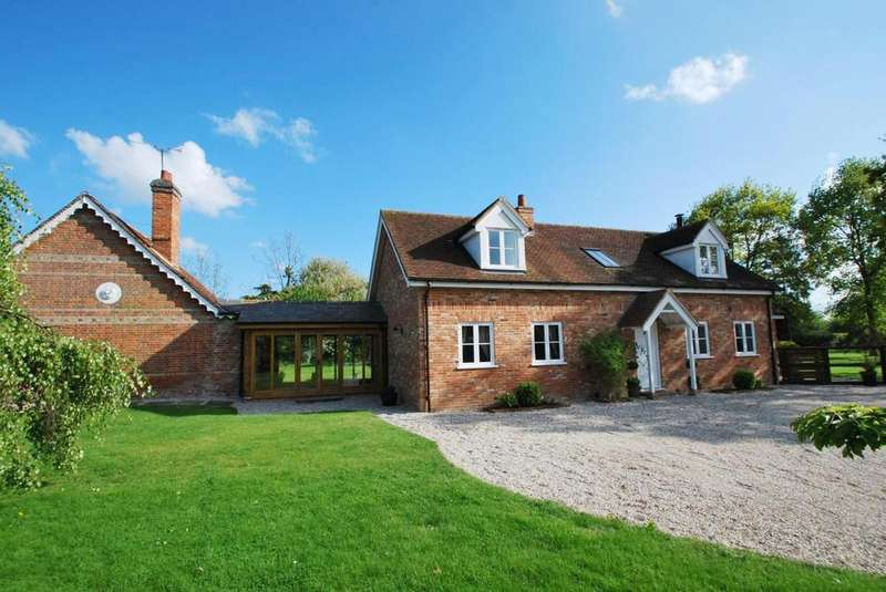 6 Bedrooms Detached House for sale in Station Road, Wickham Bishops, Witham, Essex, CM8