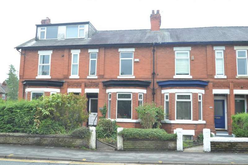 3 Bedrooms Terraced House for sale in Northenden Road, Sale