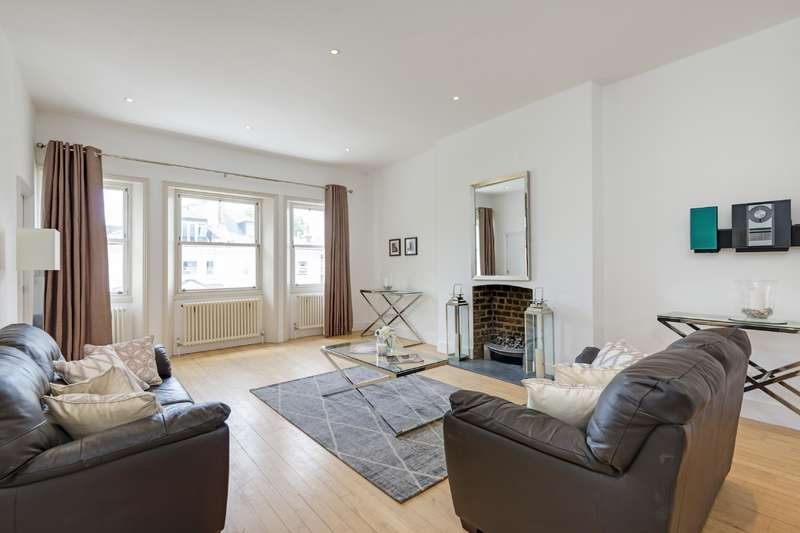 4 Bedrooms Flat for sale in Belsize Park Gardens, Belsize Park