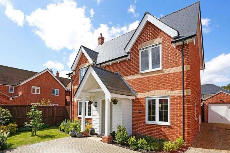 4 Bedrooms Detached House for sale in Braeburn Road, Great Horkesley, Colchester, Essex, CO6