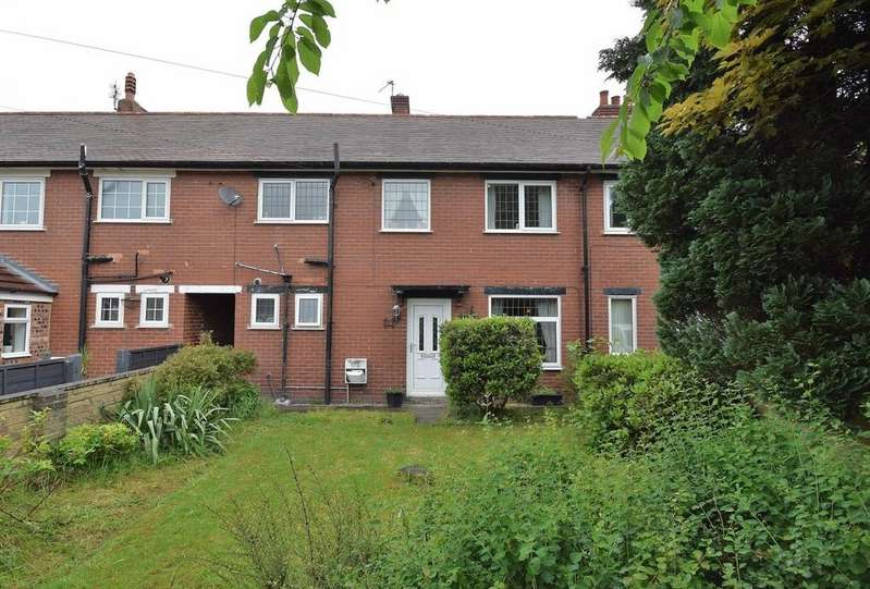 3 Bedrooms Terraced House for sale in Varden Road, Poynton