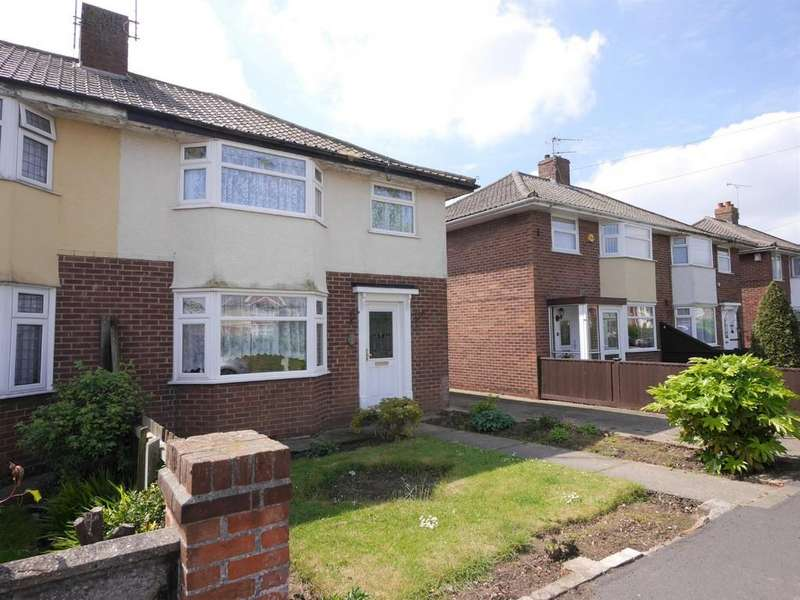 3 Bedrooms Semi Detached House for sale in Ramsey Road, Harwich