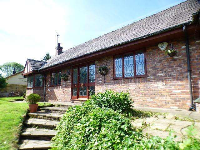 5 Bedrooms Detached Bungalow for sale in Tunnel End, Preston On The Hill, Warrington