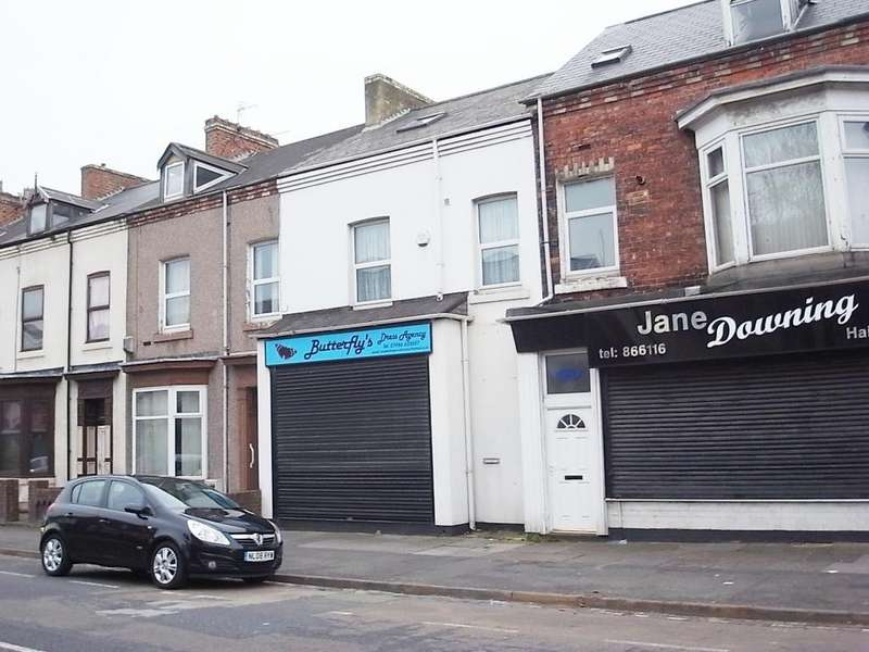 2 Bedrooms Terraced House for sale in Stockton Road, Hartlepool, TS25