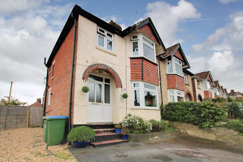 3 Bedrooms Semi Detached House for sale in Midanbury, Southampton