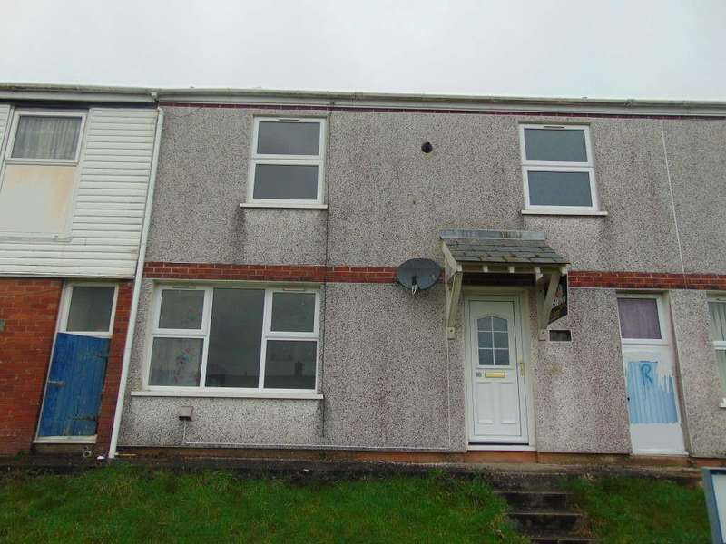 3 Bedrooms Terraced House for sale in Parc Pendre, Kidwelly, Kidwelly, Carms